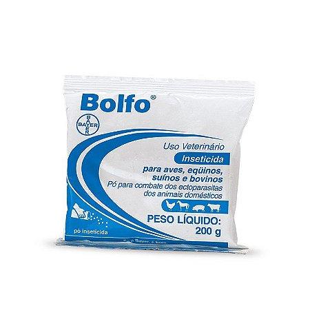 Bolfo Inseticida em pó Bayer