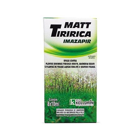 Matt Tiririca Imazapir 8 Sachês De 10ml