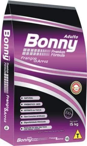 Ração Bonny Premium para Cães 15kg