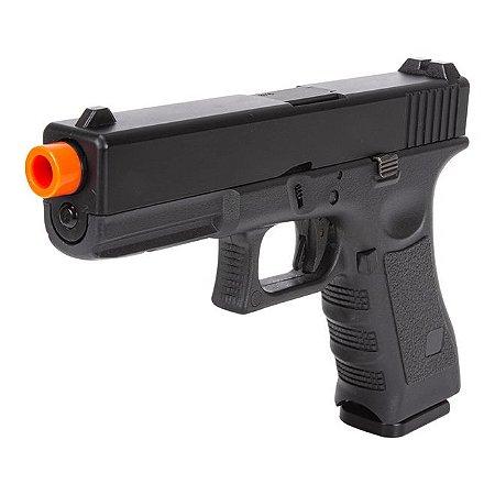 Pistola Airsoft GBB Glock R17 Black Blowback Army Armament Cal 6,0mm