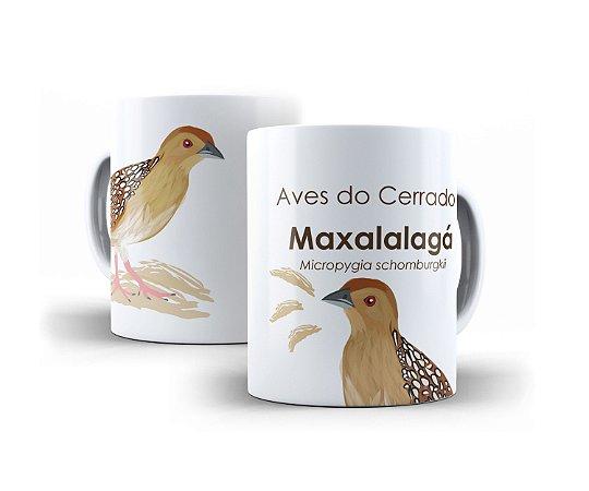 Caneca do Maxalalagá (Micropygia schomburgkii)