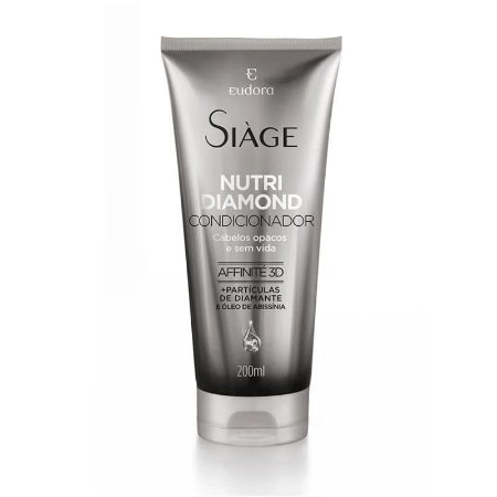 CONDICIONADOR SIAGE NUTRI DIAMOND 200ml - 4079