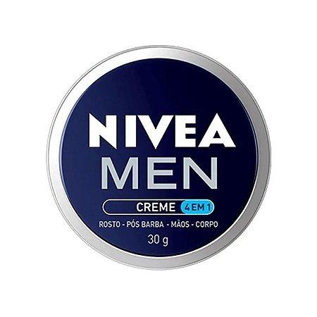 CREME HIDRATANTE MASCULINO NIVEA MEN 30g - 5465