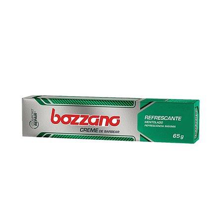 CREME DE BARBEAR BOZZANO MENTOLADO 65g - 2409