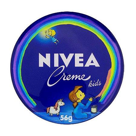 CREME HIDRATANTE NIVEA KIDS 56g - 0736