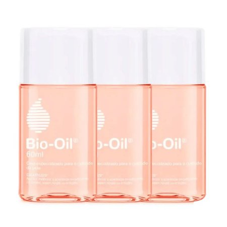 KIT 3 UNIDADES DE BIO OIL 60ml