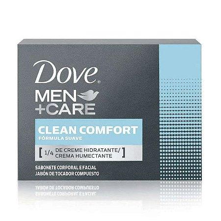 SABONETE EM BARRA DOVE MEN CARE CLEAN CONFORT - 6058