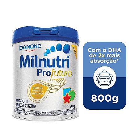 FÓRMULA INFANTIL MILNUTRI PROFUTURA 800g - 4185
