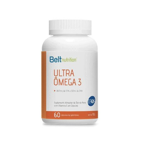 ULTRA OMEGA 3 BELT SUPLEMENTO ALIMENTAR 867mg EPA+512mgDHA - 7558