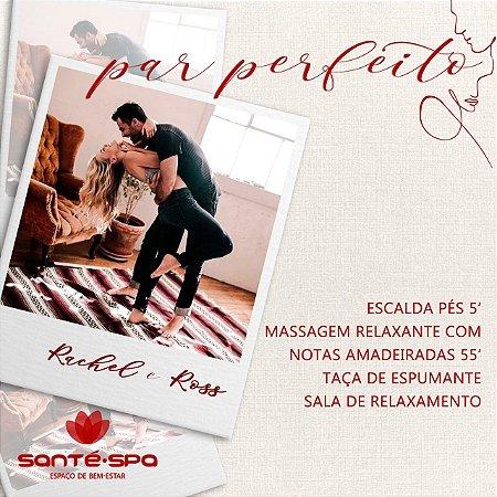 Rachel  e Ross   -  Casal