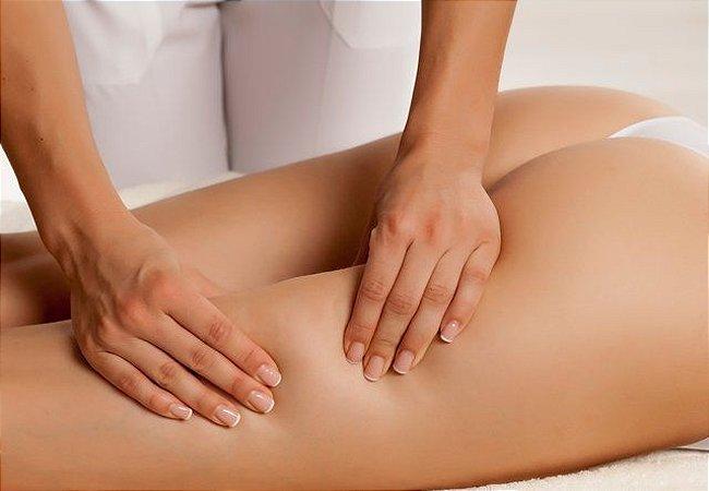 """Pacote de Massagem Estética –"""" Dupla Perfeita"""""""