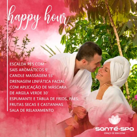 Happy Hour - Day Spa Casal