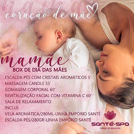 Mamãe - Box de Dia das Mães
