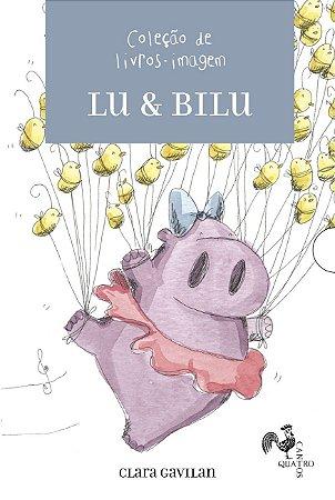 Caixa Lu & Bilu volume 2