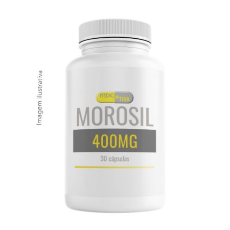 Morosil 400mg - 30 cápsulas