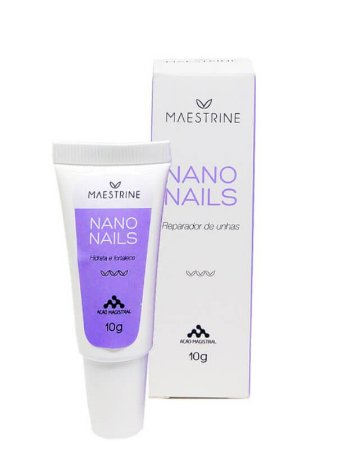 Creme para unhas fracas  Nano Nails - 10g
