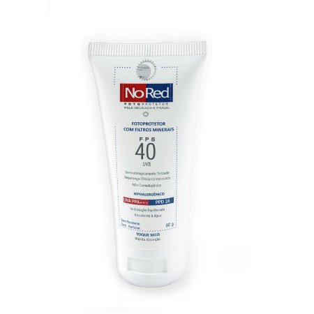 Protetor Solar FPS 40 Nored -  60gr