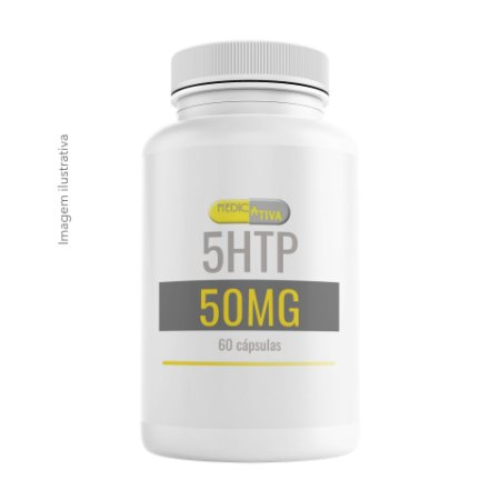 5HTP 50mg - 60 cápsulas