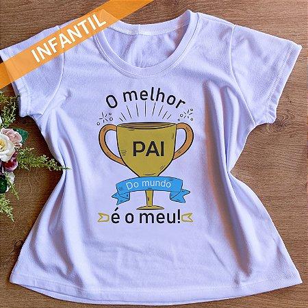 O MELHOR PAI TROFÉU-FEMININA INFANTIL