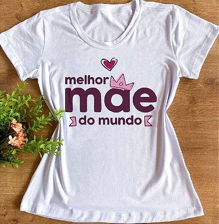 MELHOR MÃE DO MUNDO COROA