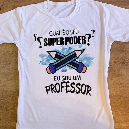 EU SOU UM PROFESSOR - MASCULINO ADULTO