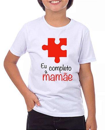 EU COMPLETO A MAMAE FILHO - INFANTIL