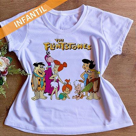 OS FLINTSTONES- INFANTIL FEMININA