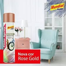 SPRAY ROSE GOLD MUNDIAL PRIME.