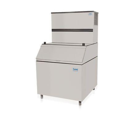 Máquina de Gelo Cubo - EGC 150MA / 250