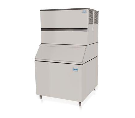 Máquina de Gelo Cubo - EGC 300MA / 250