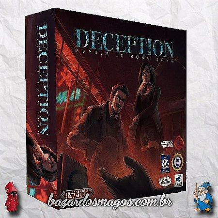 Deception - Murder in Hong Kong