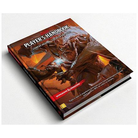 D&D Livro do Jogador em português (player handbook) 5ª Edição
