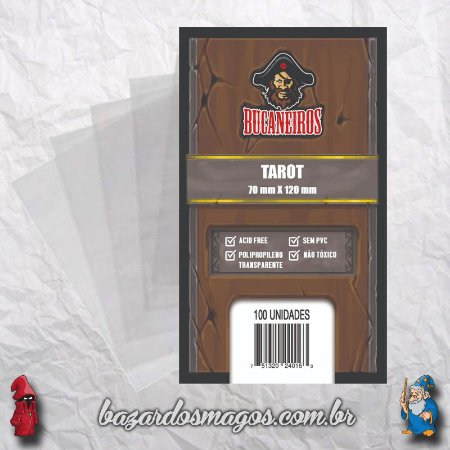 Sleeve Tarot - 70 x 120mm