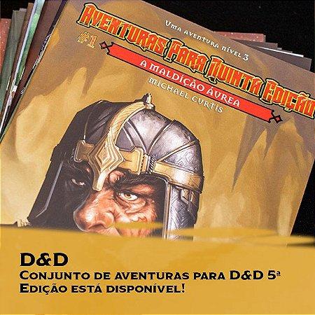 Kit 12 livros - Aventuras para quinta edição