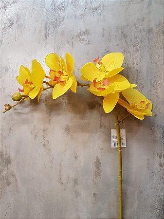 Orquídea Phalaenopsis Amarela 105CM