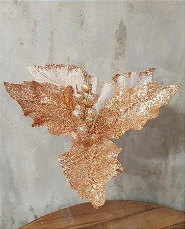 BICO HN834 25CM PAPAGAIO ROSE GOLD