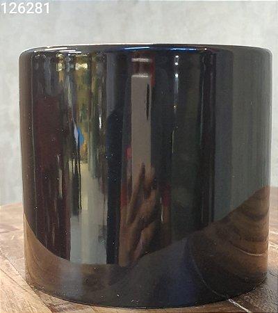 CACHEPOT 44084 CERAM SMALL TUBE 12,1X12,1X12,1CM