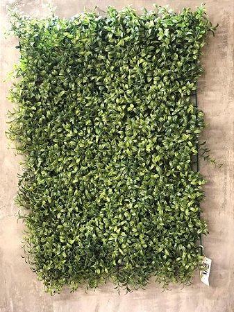 PLACA DE GRAMA PLÁSTICA 40X60CM  E/0770