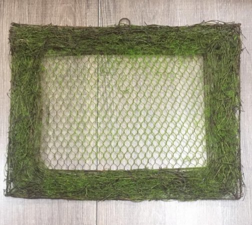 TELA 1822678 DECOR MAR /VER RUSTIC 30X40CM