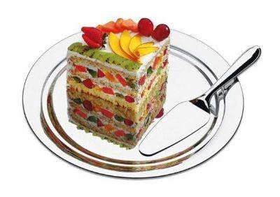 Conjunto Para Torta 2 Peças Lyon - Brinox