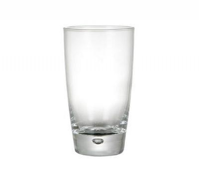 Copo de vidro 340ml- Bormioli 3 peças