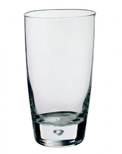 Copo Drink 445ML Vidro Incolor 3PÇs - Bormioli Luna