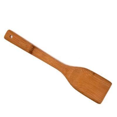 Espátula de Bambu - Colher de Pau