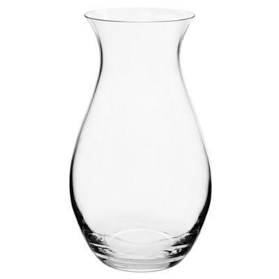 Vaso 25CM de Vidro Transparente - Rona Inspiration