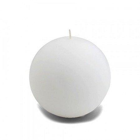 Vela com formato de Bola-05