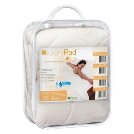 Protetor Impermeável para Colchão LuxuryPad Ultra Proteção Solteiro - Copespuma