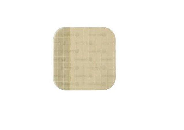 Curativo Hidrocolóide com Alginato Comfeel Plus 10x10cm Caixa com 10 Unidades  - Coloplast 3110