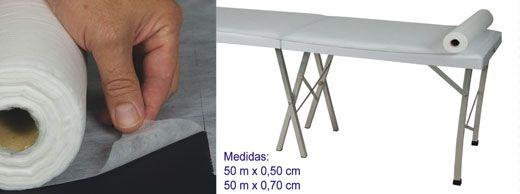 Lençol em Bobina Picotado Descartável – Jarc Smart Produtos