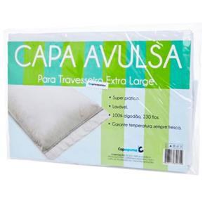 Capa Para Travesseiro Extra Large - Branco - Copespuma
