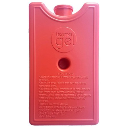 Kit Gelo Reutilizável Mini Rígido GELOX 10un - Termogel